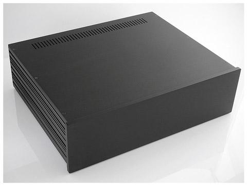Obudowa Aluminiowa 3U z frontem 10mm