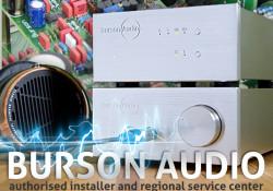 burson audio authorized instaler and service center