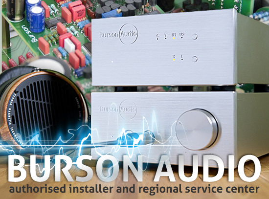 burson audio authorized instaler and service center