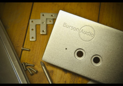 burson audio frontpanel