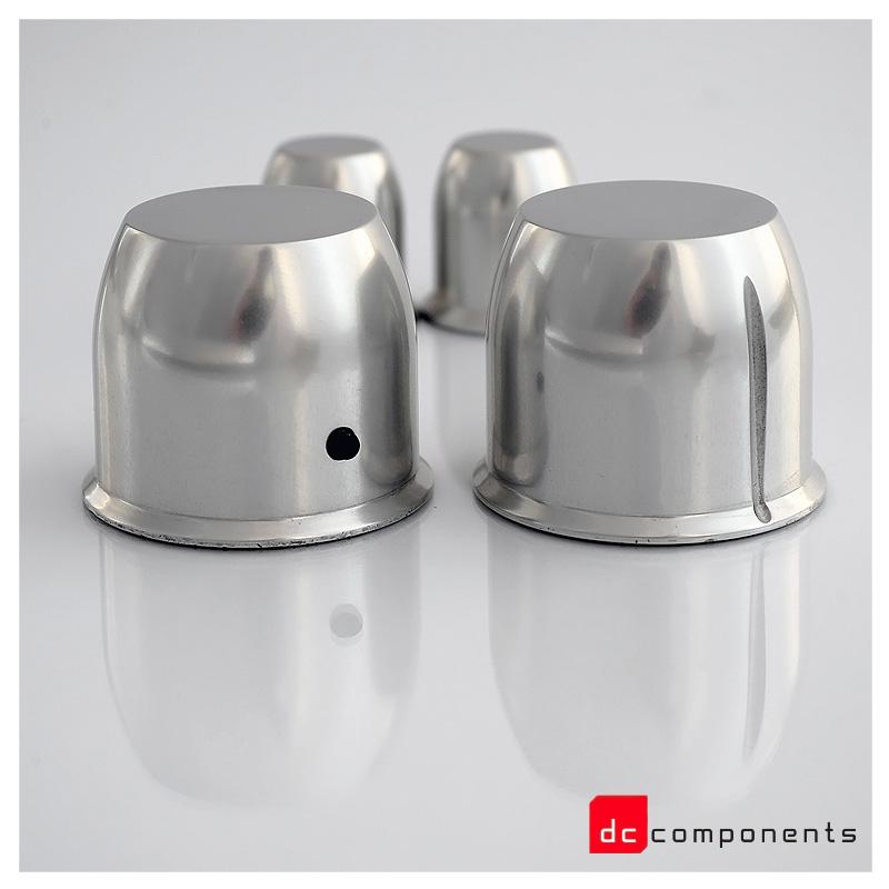 Pokrętła i gałki z aluminium