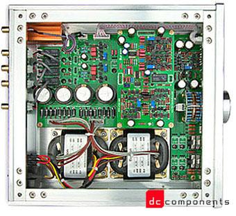 Środek Burson Audio HA-160D
