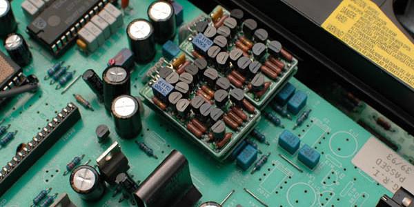 modyfikacja - montaż wzmacniaczy operacyjnych
