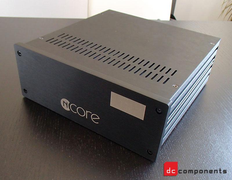 Obudowa wzmacniacz cyfrowy n-core