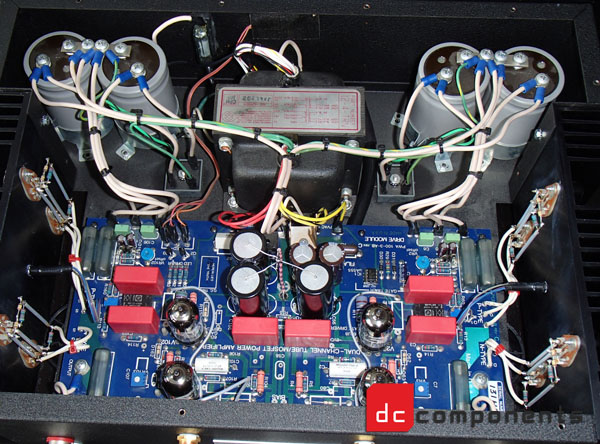 counterpoint ca100 - amplifier upgrade