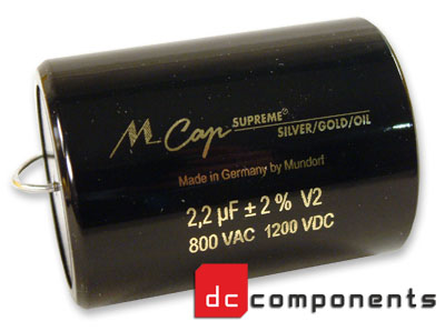 kondensator mundorf