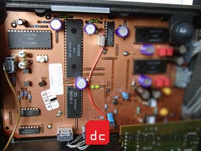 philips cd104 - modyfikacja
