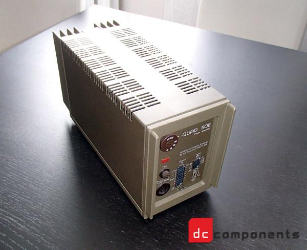 Quad 50-E - amplifier