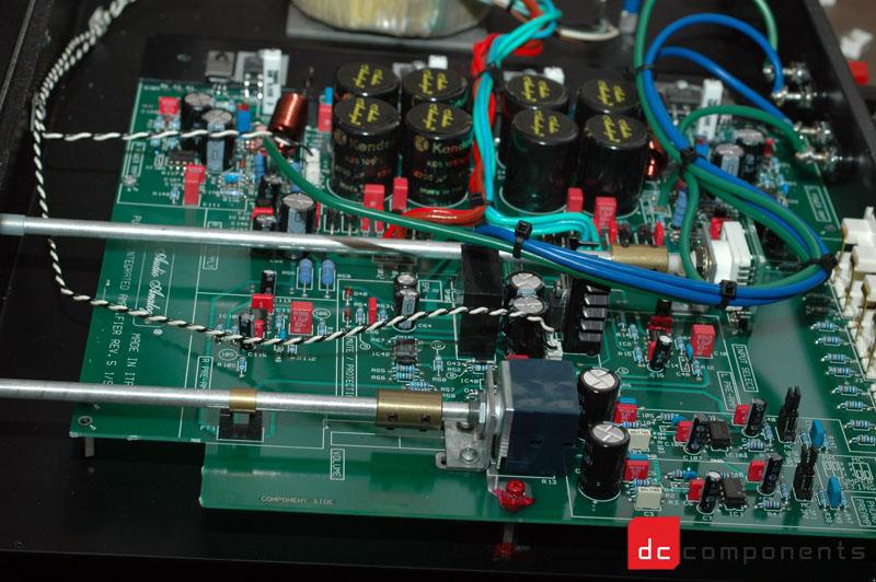 audio analogue puccini inside