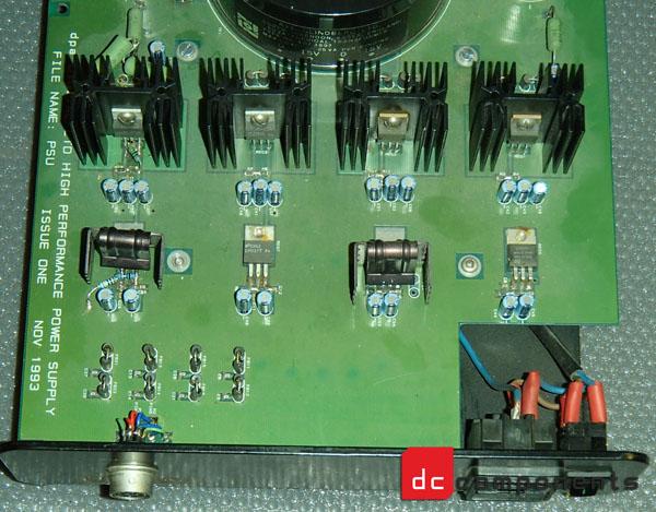 pdm dpa 1024 - analogue supply