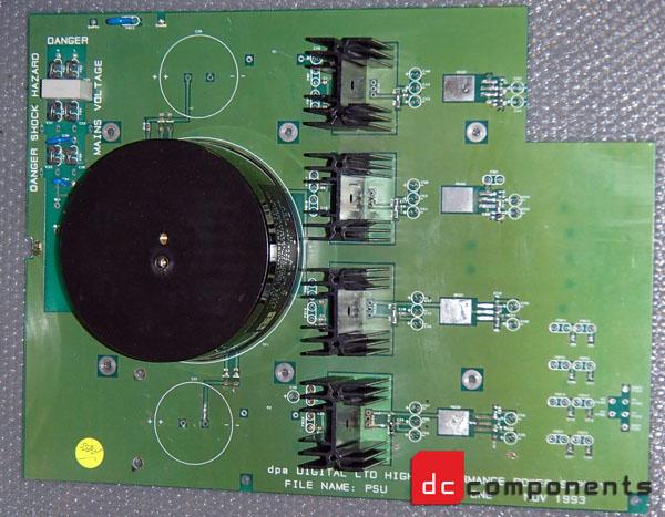 analog power supply
