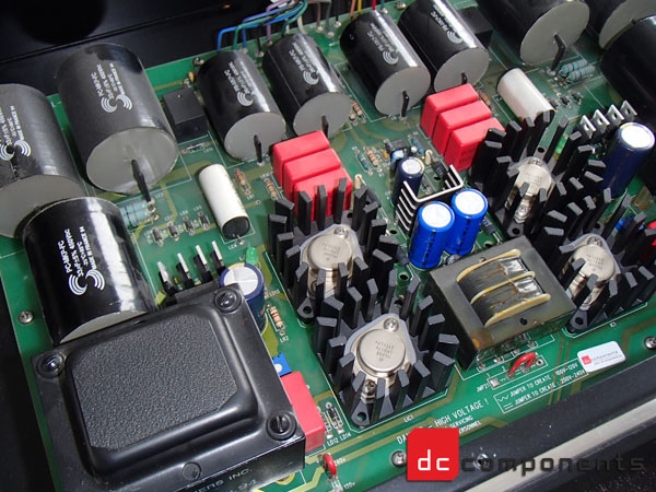 Sonic frontiers sfl-2 power supply