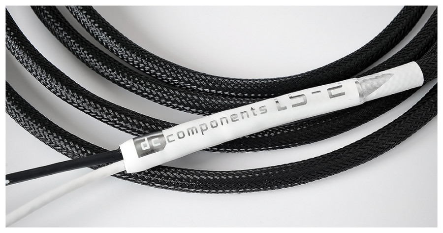 speaker cable - dc-components
