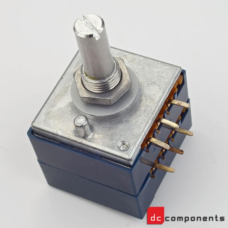 alps (niebieski) rk27112 - regulacja głośności audio