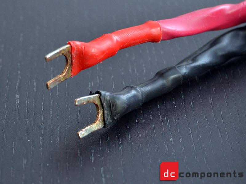 oryginalne widełki kable głośnikowego nbs