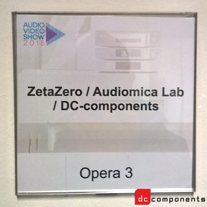 Zeta Zero, Audiomica, dc-components