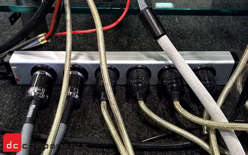 Listwa zasilająca dc-components