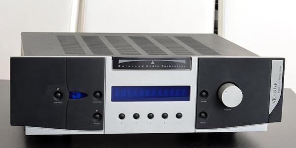 Balanced Audio Technology BAT VK-51SE - renowacja / naprawa / modyfikacja.
