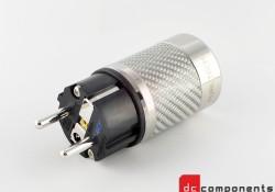 Wtyk zasilający Schuko na kabel - Furutech FI-E50 NCF