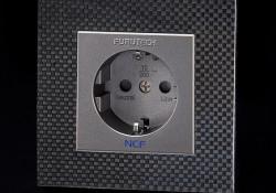 Gniazdo do ściany Furutech NCF.