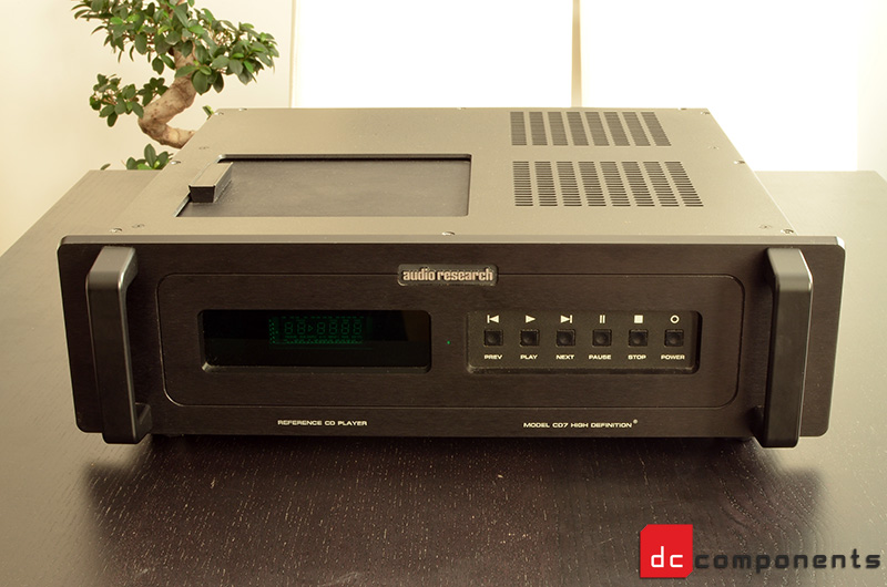 Audio Research Reference 7 cd player